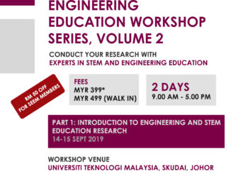 Rigorous Research in STEM and Engineering Education Workshop Series: Volume 2 Part 1