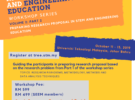 Rigorous Research in STEM Engineering Education Workshop Series: Volume 2, Part 2