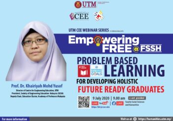 🔎PROBLEM-BASED LEARNING FOR DEVELOPING HOLISTIC FUTURE-READY GRADUATES🔎