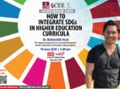 🔎HOW TO INTEGRATE SDGs in HIGHER EDUCATION CURRICULA🔎